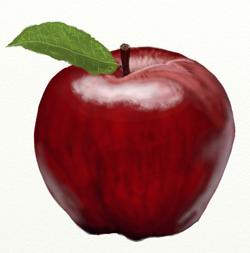 Apple Racing. Яблочные гонки.